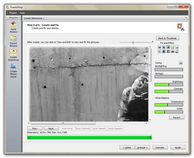 FrameShop - Imagem 1 do software
