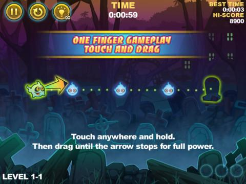 Brave Ghost HD - Incredible Adventures - Imagem 1 do software
