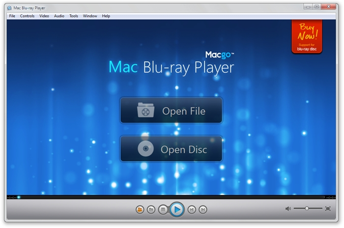 Mac Blu-ray Player - Imagem 1 do software