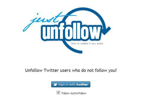 Procure todos os que não seguem mais seu perfil