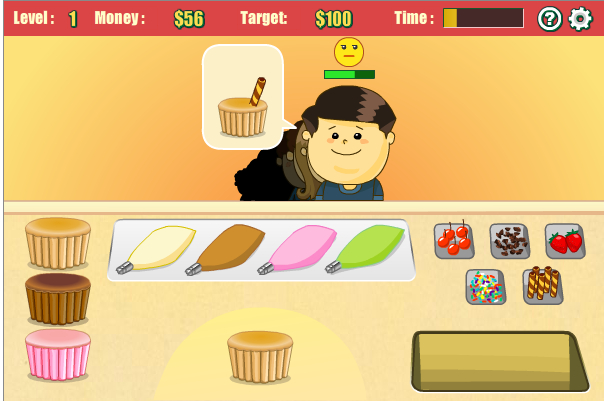 Cupcake Frenzy - Imagem 1 do software