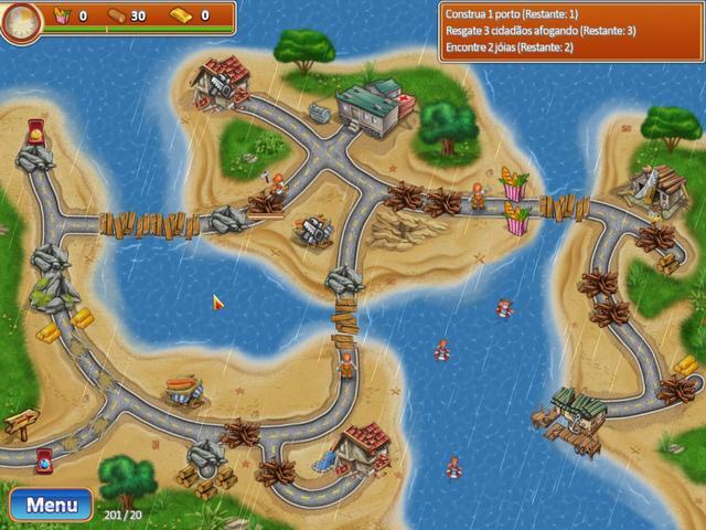 Rescue Team Deluxe - Imagem 1 do software