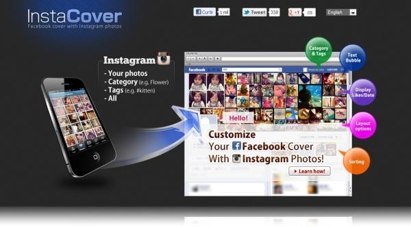 Insta Cover - Imagem 1 do software