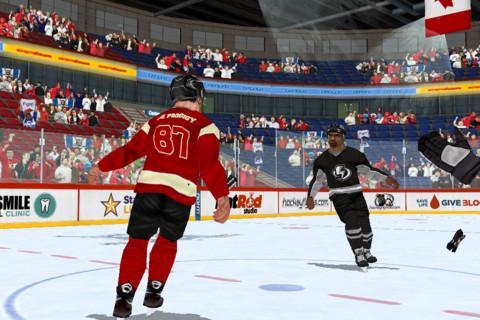 Hockey Fight Pro - Imagem 2 do software