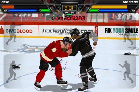 Hockey Fight Pro - Imagem 1 do software