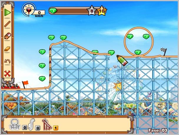 Rollercoaster Creator 2 - Imagem 1 do software