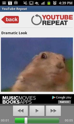 Youtube Repeat   Free - Imagem 2 do software