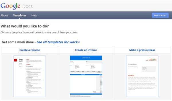 Google Docs: como adicionar modelos e fontes - TecMundo