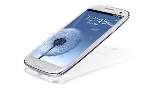 Samsung Galaxy S3, um dos smartphone quad-core mais recentes do mercado