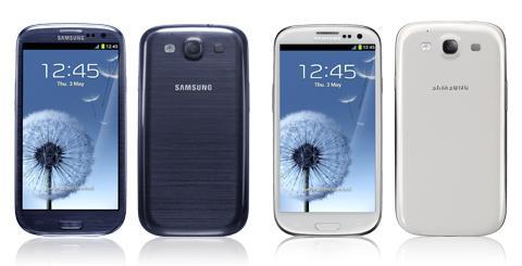 Samsung Galaxy S III possui reconhecimento de voz e dos olhos