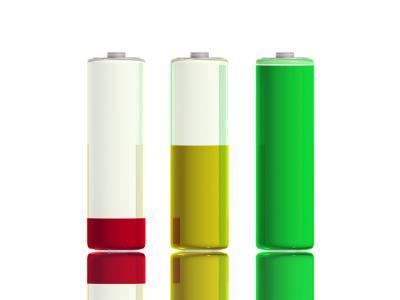 Veja informações detalhadas da bateria