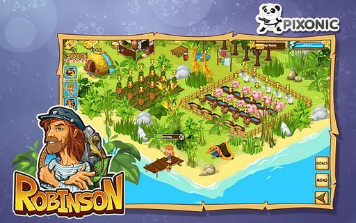 Robinson - Imagem 1 do software
