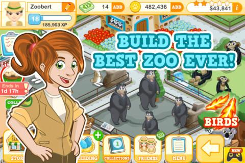 Tiny Zoo Friends - Imagem 1 do software