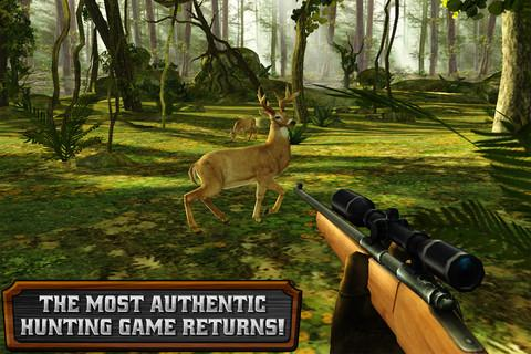 Deer Hunter Reloaded - Imagem 1 do software