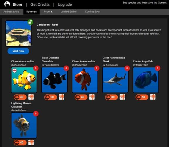 theBlu - Imagem 3 do software