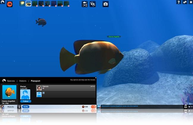 theBlu - Imagem 2 do software