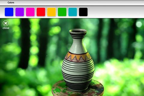 Let`s create! Pottery HD - Imagem 1 do software