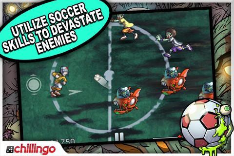 Pro Zombie Soccer - Imagem 1 do software