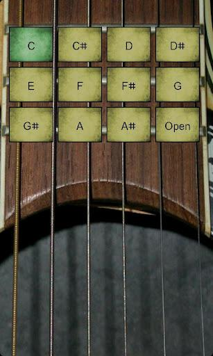 Virtual Guitar - Imagem 2 do software