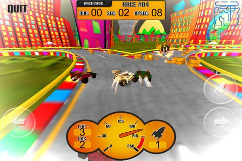CrazyKartOON - Imagem 1 do software