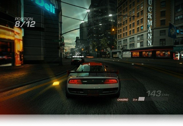 Ridge Racer Unbounded.