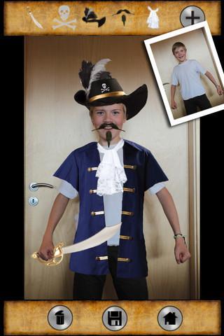 Make me a Pirate - Imagem 2 do software