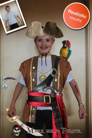 Make me a Pirate - Imagem 1 do software