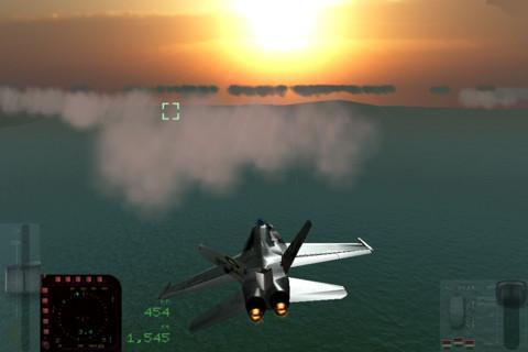 F18 Carrier Landing - Imagem 1 do software