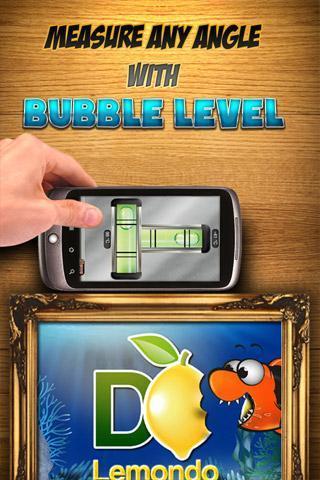 Bubble Level FREE - Imagem 2 do software