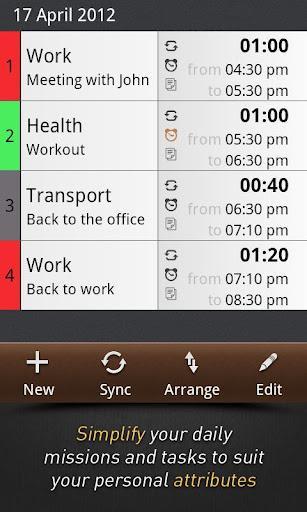 Schedule Planner - Imagem 1 do software