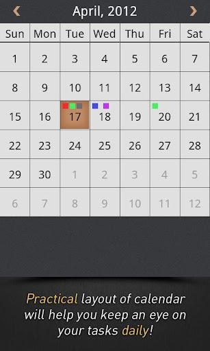 Schedule Planner - Imagem 2 do software