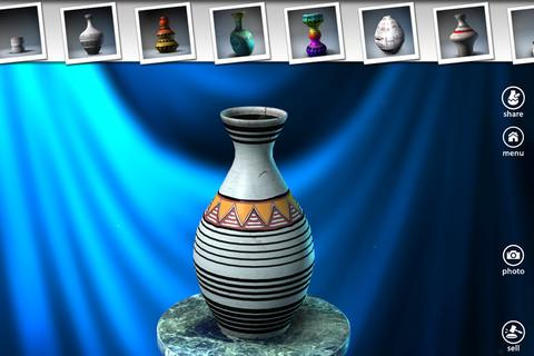 Let`s Create! Pottery HD Lite - Imagem 1 do software