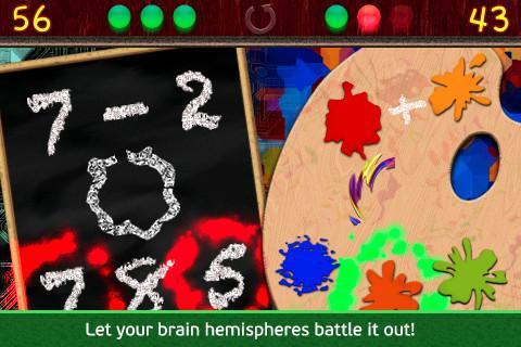 Hemispheres - Duel Your Brain - Imagem 1 do software
