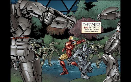The Avengers-Iron Man Mark VII - Imagem 1 do software