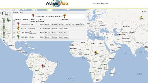 AthusMap - Imagem 1 do software