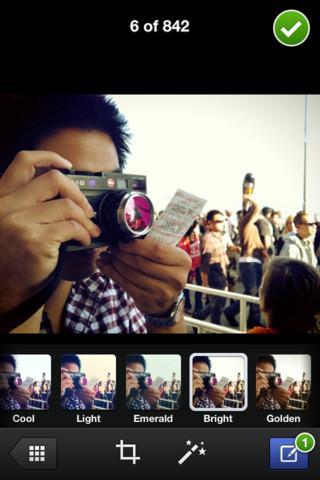 Facebook Camera - Imagem 2 do software