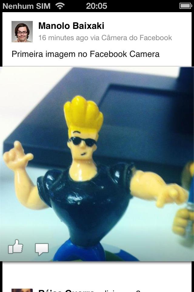 Facebook Camera - Imagem 4 do software