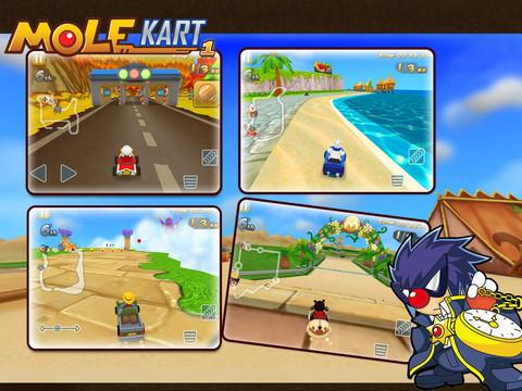 Mole Kart I - Imagem 1 do software