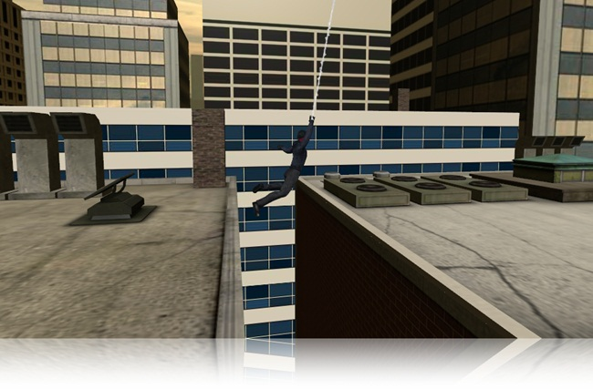 The Amazing Spider-Man Online - Imagem 1 do software