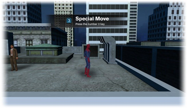 The Amazing Spider-Man Online.