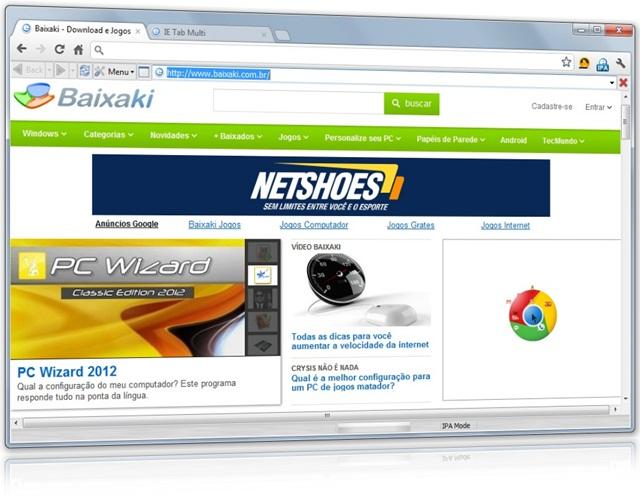 IE Tab Multi (Enhance) Download para Windows Grátis