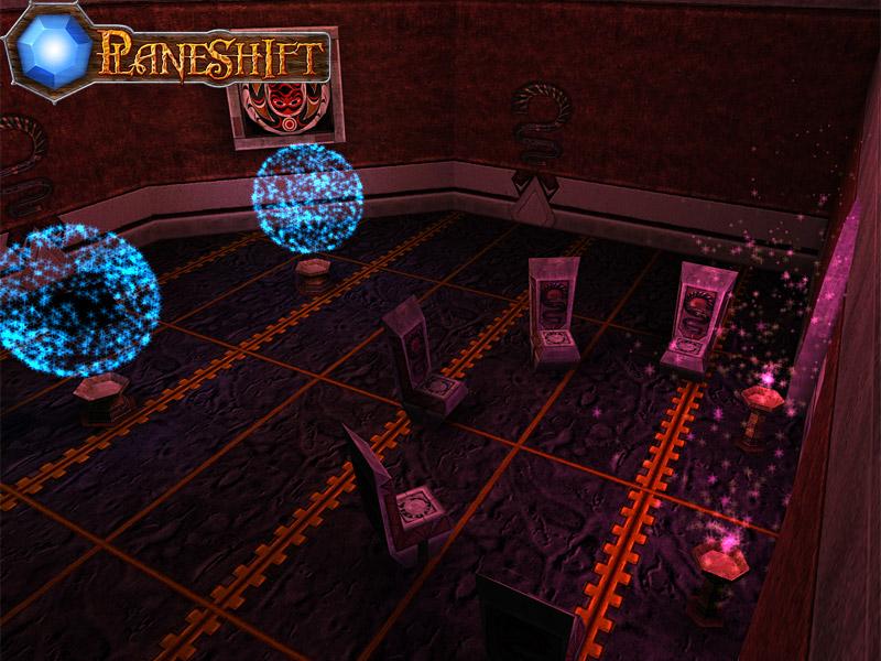 PlaneShift - Imagem 2 do software