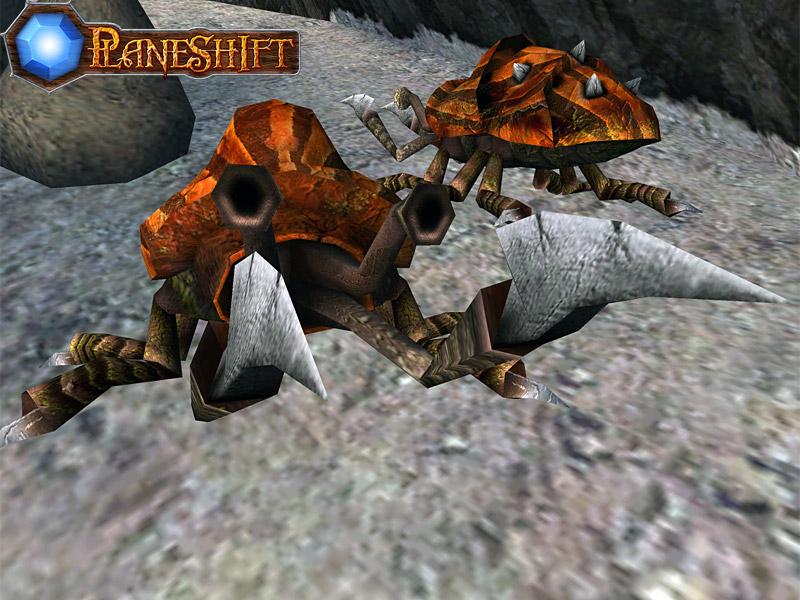 PlaneShift - Imagem 3 do software