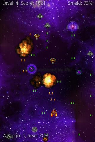 K-Space Shooter HD - Imagem 1 do software