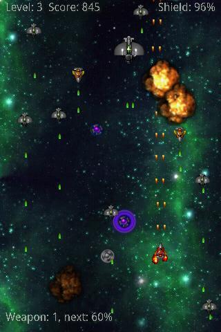 K-Space Shooter HD - Imagem 2 do software