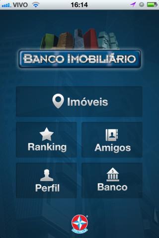 Banco Imobiliário Geolocalizado - Imagem 1 do software