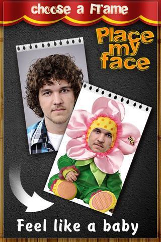 Place My Face - Imagem 1 do software