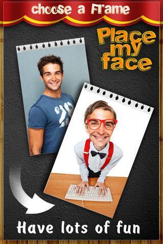 Place My Face - Imagem 2 do software