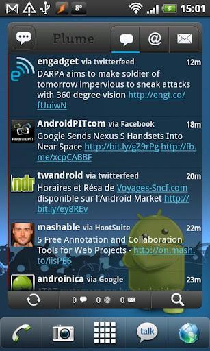 Plume Premium for Twitter - Imagem 2 do software