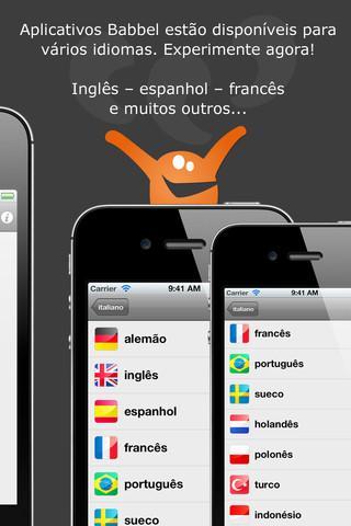 Aprenda italiano: Babbel.com - Imagem 2 do software